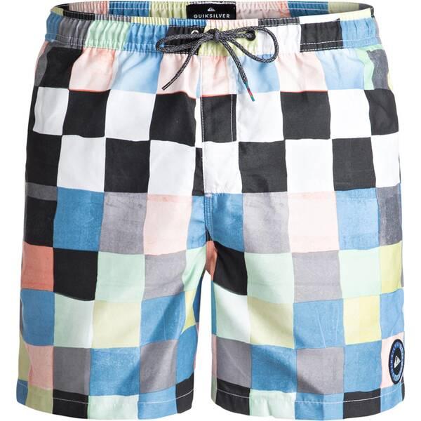 QUICKSILVER Herren Strand-Shorts Resin Check 15